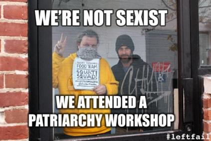 leftfailpatriarchy